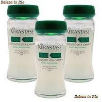 3 Ampolas Kérastase Oleo Fusion - Vita Ciment Pronta Entrega