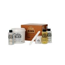 Amend Gold Black Kit Guanidina 1 Aplicações / 2 Retoques .,