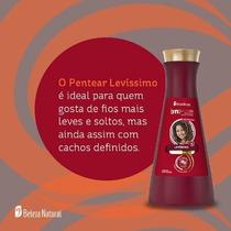 Creme Pentear Levíssimo Beleza Natural 1000ml.