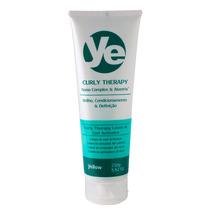 Ye Curly Therapy Ativador De Cachos 250g - Yellow - Alfaparf