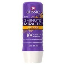 3 Minute Miracle Color 236ml Máscara Aussie