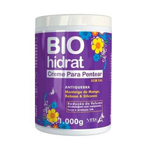 Creme Pentear Vita-a Biohidrat Antiquebra 1kg Mihcosméticos