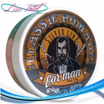 Classic Pomade For Man Silver Line Pomada Cabelo 130g