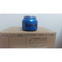 Creme Alisante Lisahair Embelleze 550 G