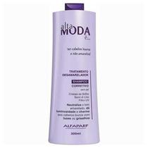 Shampoo Alfaparf Alta Moda Desamarelador 300ml