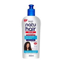 Creme Para Pentear Sos Manutenção Intensiva Natu Hair 300g