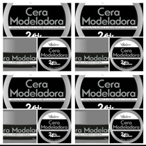 Cera,pomada,fixadora,modeladora,capilar,à Seco,c/ 12unidades