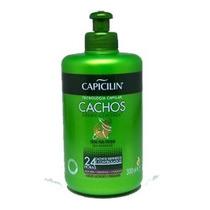Creme Pentear Capicilin Cachos 300ml. - Pronta Entrega!