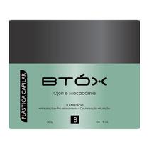 Plástica Capilar Btox Ojon E Macadamia 300grs