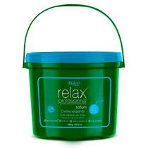 Creme Relaxante Sodium 1800g - Relaxamento Forte Mutari