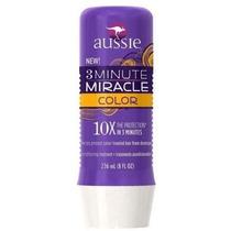 Aussie Creme Milagres Em 3 Minutos - Moist - 236ml