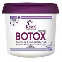 Bottox Keek 1kg Platinum Blond 100% Frete Gratis