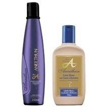 Aneethun Linha A Fracionado - Shampoo Ou Creme 200ml Cada