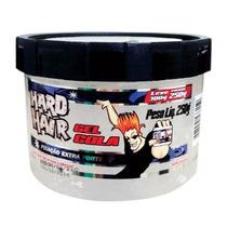 Gel Cola Hard Hair 300g, Caixa Fechada, Gel Cabelos, Fixar