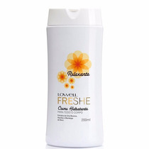 Lowell Freshe Creme Hidratante Relaxante 200ml