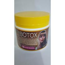 B-tox Capilar Plastica Dos Fios A 500grs Alisa Sem Formol