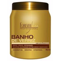 Forever Liss Banho De Verniz - 1kg