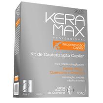 Kit Kera Max Profissional Cauterização/ Reconstrução Capilar