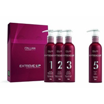 Extreme-up Hair Clinic Sos + Liso Fugace Nº 5