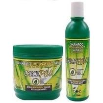 Kit Crecepelo Boé Shampoo 370ml + Máscara 454gr
