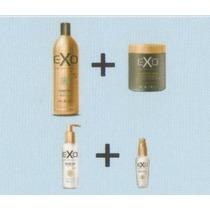 Nanotron Total Repair E Mask 500g Leave On E Shine Exo Hair