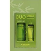 Shampoo E Máscara Midolo Di Bamboo Alfaparf