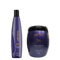 Aneethun Linha A Shampoo E Máscara Manutenção (2 Produtos)