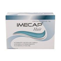 Imecap Hair 60 Cápsulas Evita A Queda De Cabelo