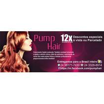 Pump Hair - Crescimento Capilar Acelerado E Combate A Queda