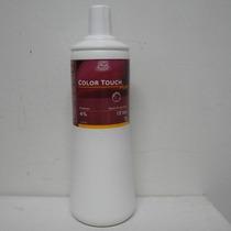 Emulsão Intensiva Color Touch Plus 4% 1 Litro
