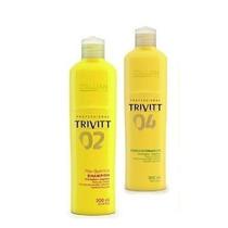 Trivitt Manutenção Shampoo N° 2 E Condicionador N° 4 300 Ml