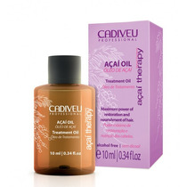 Cadiveu Açai Therapy Treatment Oil Óleo De Tratamento 10 M