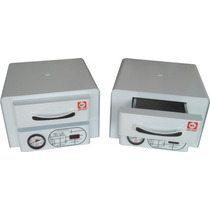 Estufa P/ Manicure/ Tatoo Hot Kiln Hk 1.9l- Interior Em Inox