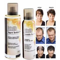 Kit Instant Hair Maquiagem Para Calvície + Selante Grátis
