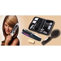 Escova Hair Laser Power Grow Comb Fortalece Os Cabelos