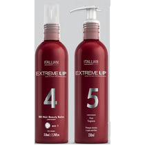 Extreme-up Nº 4 - Bb Hair Beauty Balm E Liso Fugace Nº 5