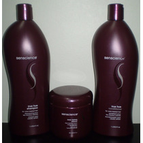 Kit Senscience True Hue Shampoo E Condicioador + Máscara