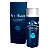 Jet Hair 25g Castanho Escuro Toppik Hair So Real Queratina