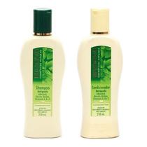 Kit Antiqueda Jaborandi Shampoo + Condicionador Bio Extratus