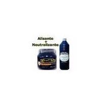 Creme Alisante Prof Lisahair 550g+neutralizante 500ml
