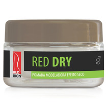 Pomada Modeladora Red Dry 60g Red Iron