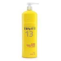 Trivitt Profissional Gloss Hidra Cauter 1 Litro Cauterização