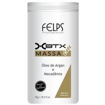 Felps Professional - Creme Alisante Capilar Em Massa Óleo...