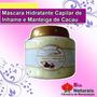 Máscara Hidratante Capilar De Inhame E Manteiga D Cacau 317*