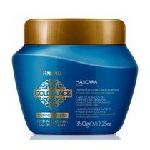 Mascara Amend Definitive Liss 350g. Intensificador Efeito Li