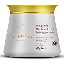 Máscara Caribbean Mutari 1 Kg