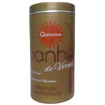 Banho De Verniz Mandioca 1kg + Brinde Oleo De Argan 7ml
