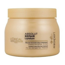 Máscara Reparadora Absolut Repair Loréal 500g
