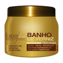 Forever Liss Banho De Verniz Brilho Hidratação Extremo 250g