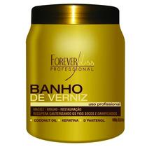 Banho De Verniz Forever Liss 1kg Produto Original